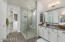 Oversize Tile Shower Stall