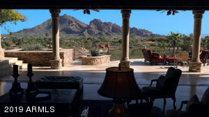 Breathtaking View of Camelback Mountain from Inside!