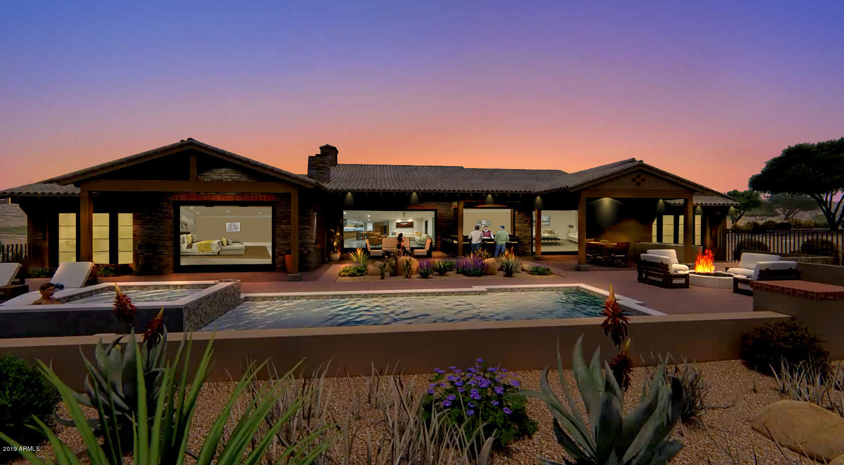 Photo of 36931 N 102nd Place, Scottsdale, AZ 85262
