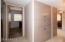 storage area in hallway