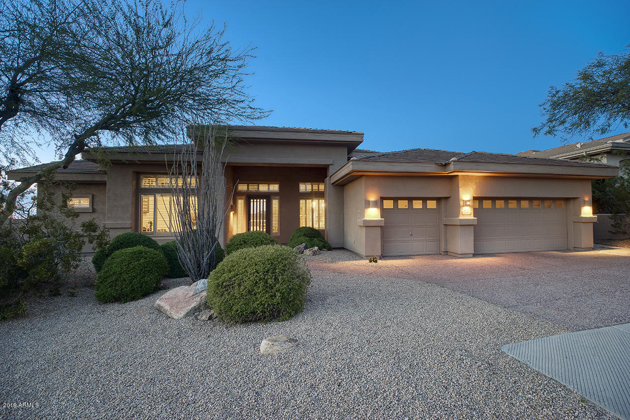 Photo of 10888 E ACOMA Drive, Scottsdale, AZ 85255