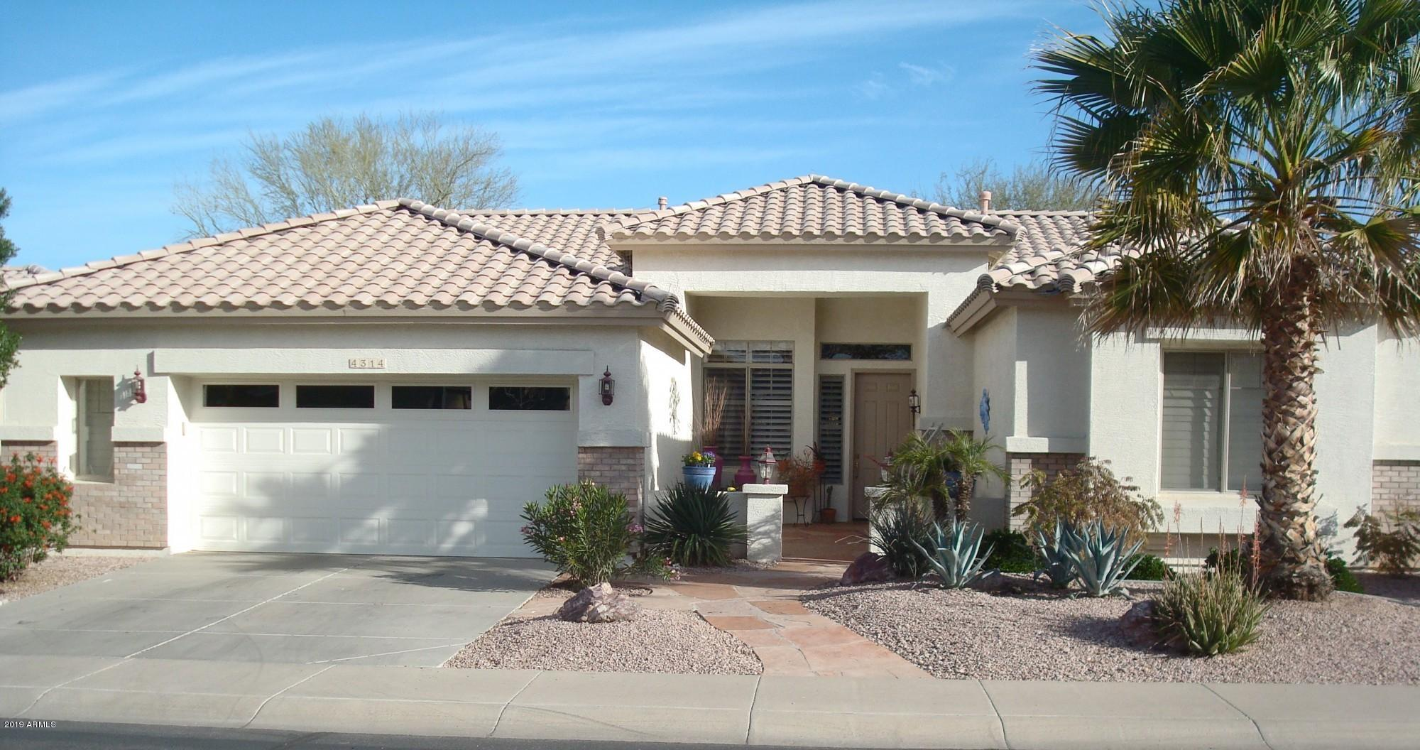 4314 E CHESTNUT Lane Gilbert AZ 85298