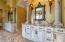 MASTER BATHROOM. HIS/HER SINKS. HIS/HER TOILET ROOMS. GRANITE COUNTERS. BIDET.