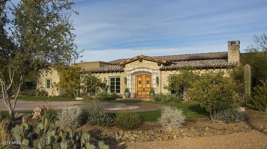 6414 E MAVERICK Road, Paradise Valley, Arizona