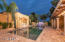 RELAXING LUXURY POOL AND SPA. REAR GUEST HOUSE W/COVERED PATIO