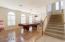formal living room/ game room