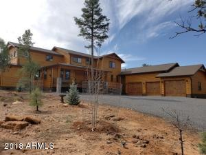 101 S FALLING LEAF Road, Show Low, AZ 85901