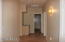 Hallway bedrooms