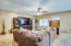 Open concept family room and kitchen area!