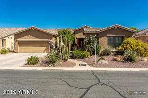 Beautiful home at 20489 N Wishing Well Maricopa
