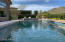 Sparkling Pool and In-Ground Spa