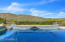 Sparkling Pool with Mountain Views