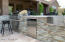 Outdoor Kitchen and Built-In BBQ