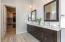 Master Bath Dual Sinks and Walk-In Closet