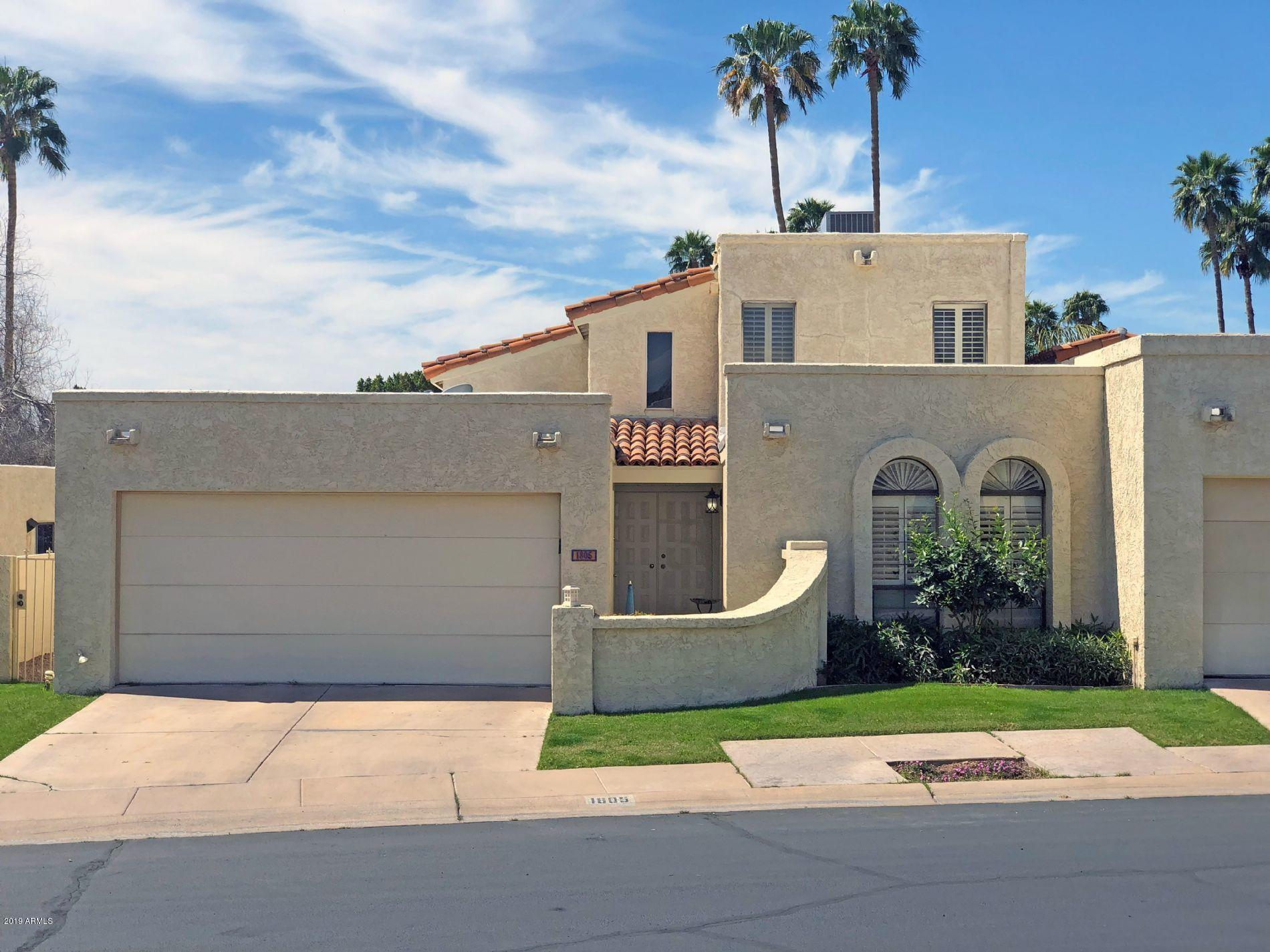 1805 E Desert Park Lane, one of homes for sale in Phoenix North