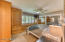Custom closets and drawers give lots of space to Master Suite occupants to be organized