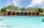 Resort style community pool