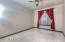 Bedroom 5 located in basement