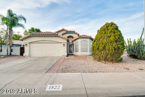 1822 W WILDHORSE Drive, Chandler, AZ 85286