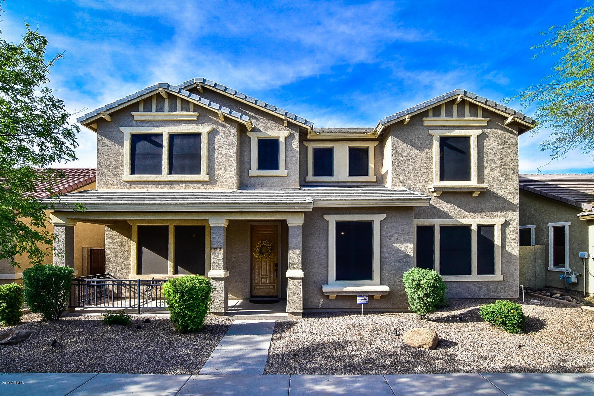 Photo of 3312 E IVANHOE Street, Gilbert, AZ 85295