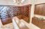 Wine Room w/ space for full sized refridgerator