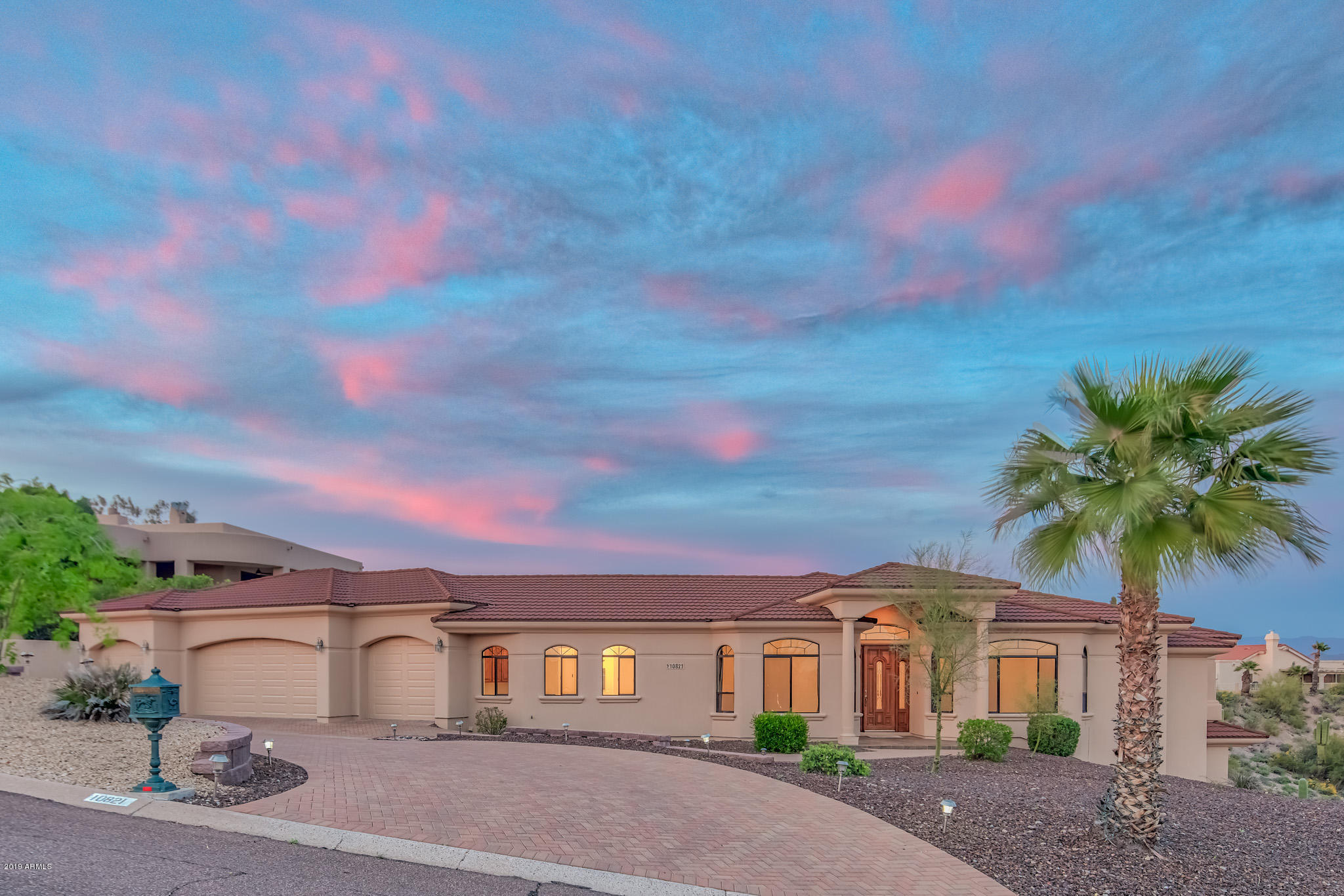 10821 N MIDDLECOFF Drive, Fountain Hills, Arizona