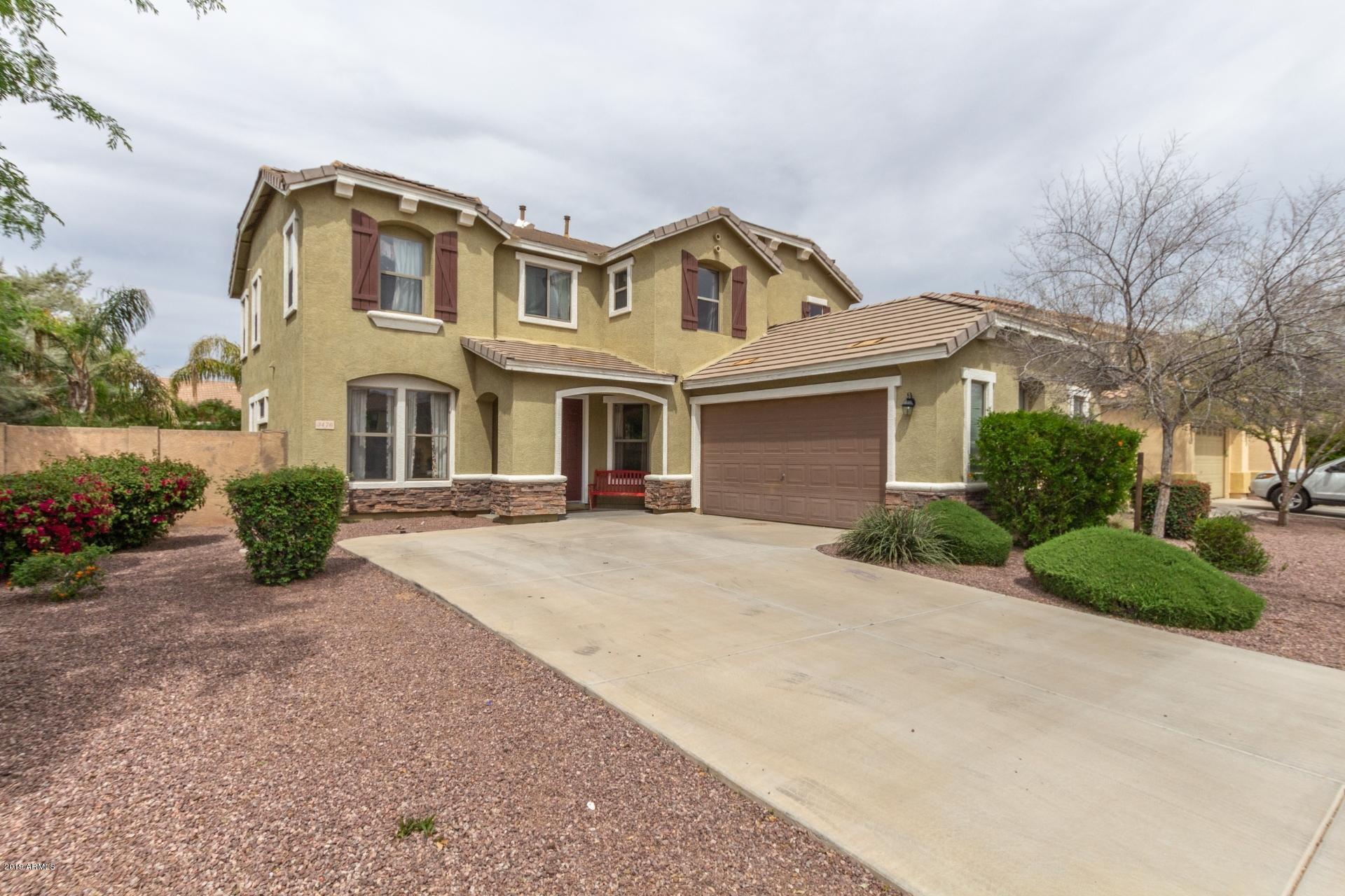Photo of 3476 E MERRILL Avenue, Gilbert, AZ 85234
