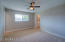 with separate closet and private bathroom!