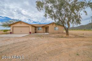 7394 N EVANS Road, Coolidge, AZ 85128
