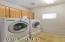 Laundry Room (Upstairs next to Master)
