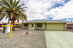 12607 W LIMEWOOD Drive, Sun City West, AZ 85375