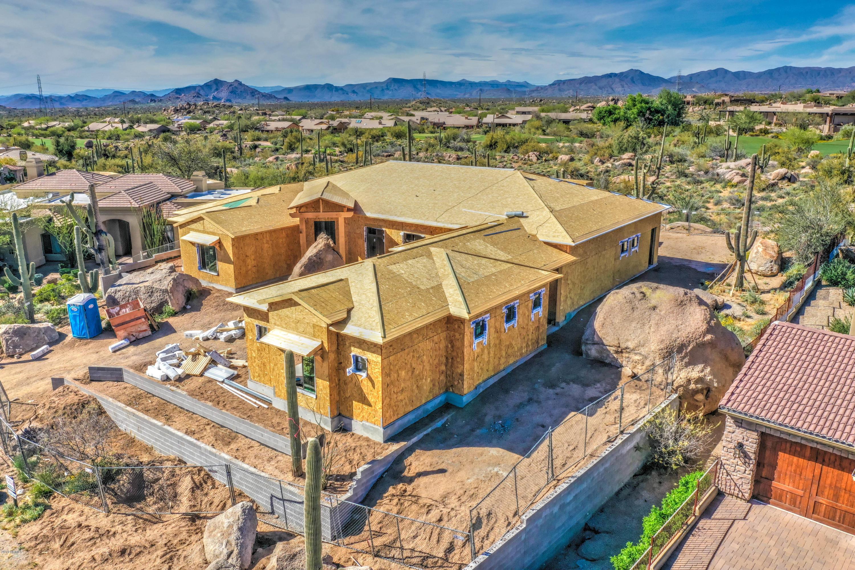 Photo of 9760 E MONUMENT Drive, Scottsdale, AZ 85262