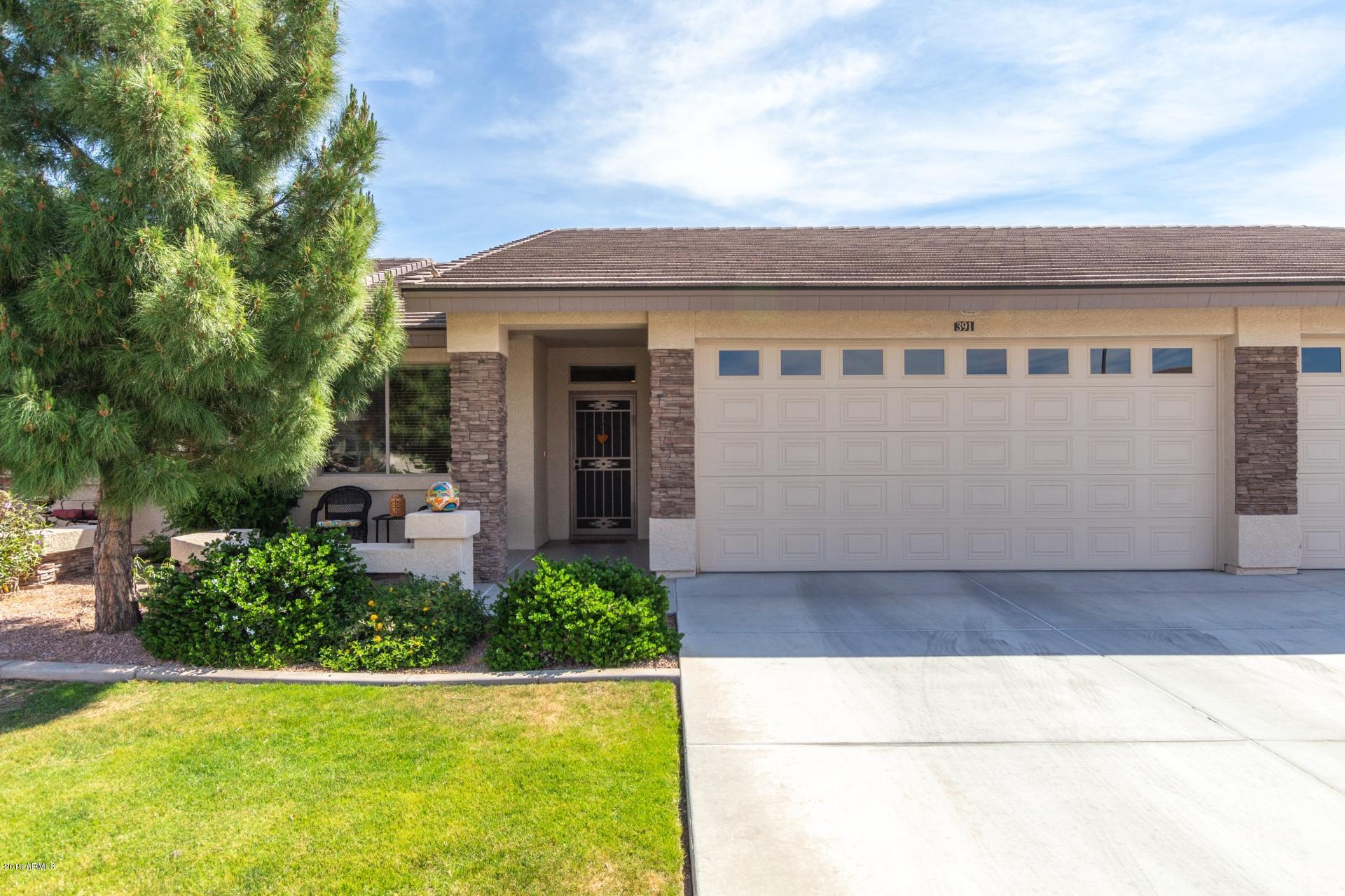 Photo of 2662 S SPRINGWOOD Boulevard #391, Mesa, AZ 85209