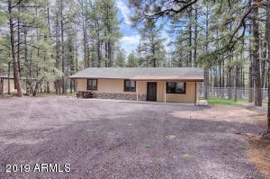 9337 N GRIZZLY BEAR Road, Lakeside, AZ 85929