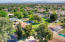 View of the back yard from the south. Can you believe this paradise is super close to down town Gilbert and all the fabulous restaurants and night life? Why go anywhere else?