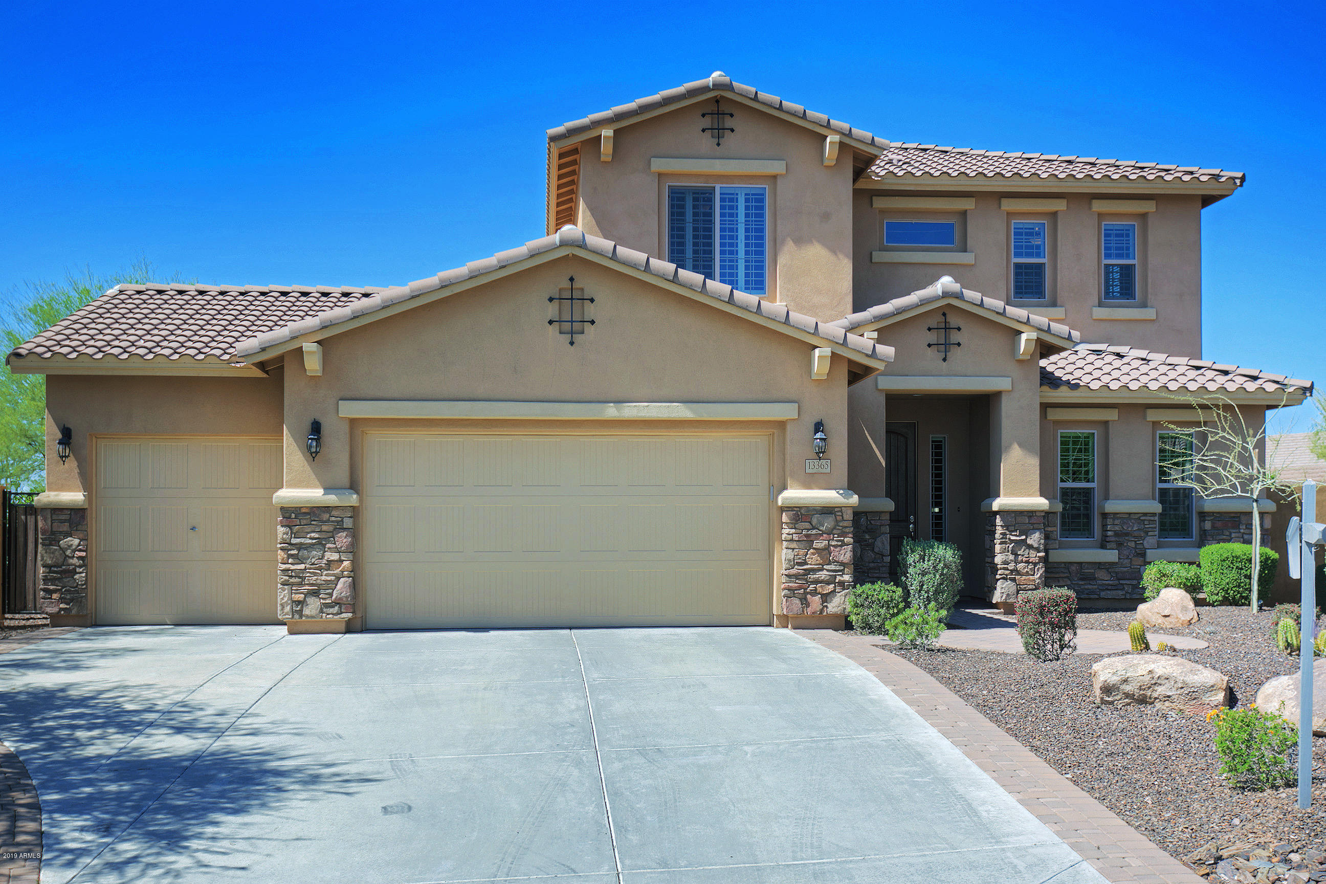 13365 W OYER Lane, Vistancia, Arizona