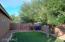 RV gate and spacious side yard