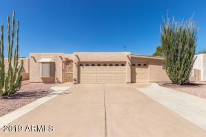 9429 E SUN LAKES Boulevard N, Sun Lakes, AZ 85248