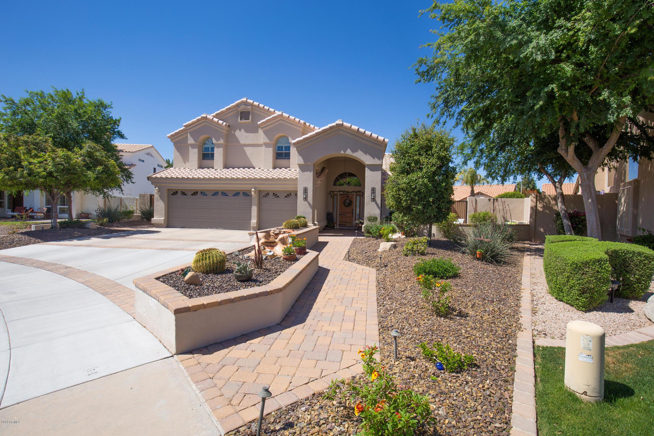 Photo of 3120 W IRONWOOD Circle, Chandler, AZ 85226
