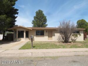 2118 E 7th Street, Douglas, AZ 85607