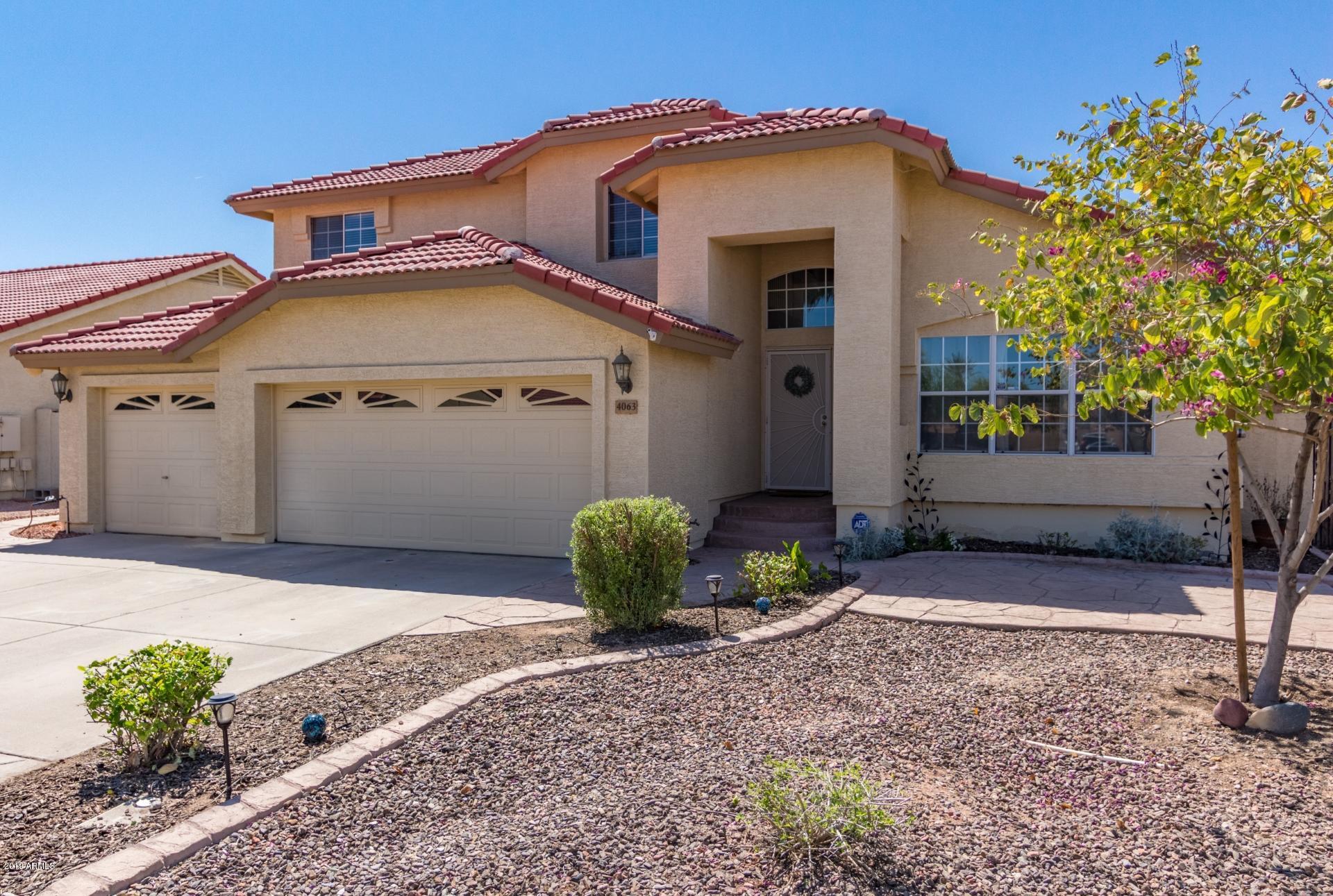 Photo of 4063 W ORCHID Lane, Chandler, AZ 85226