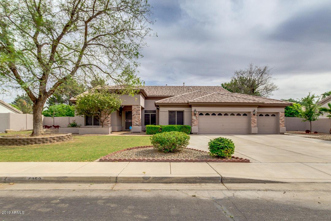 Photo of 4253 E ENCANTO Street, Mesa, AZ 85205