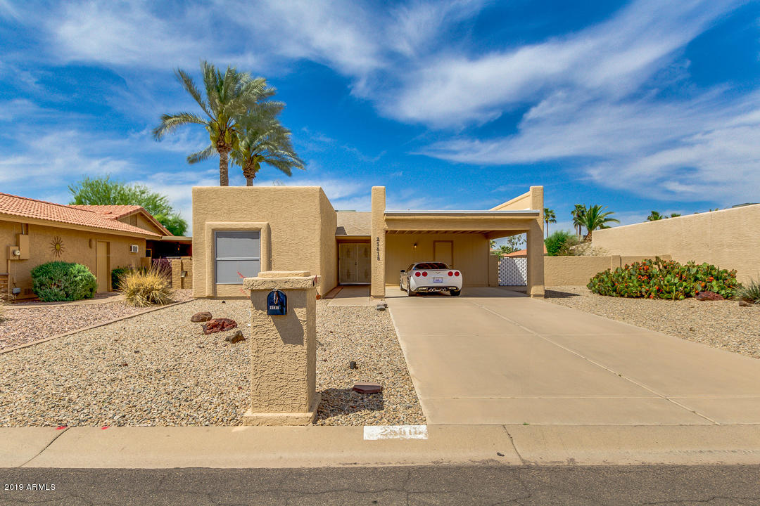 Photo of 25818 S NEW TOWN Drive, Sun Lakes, AZ 85248