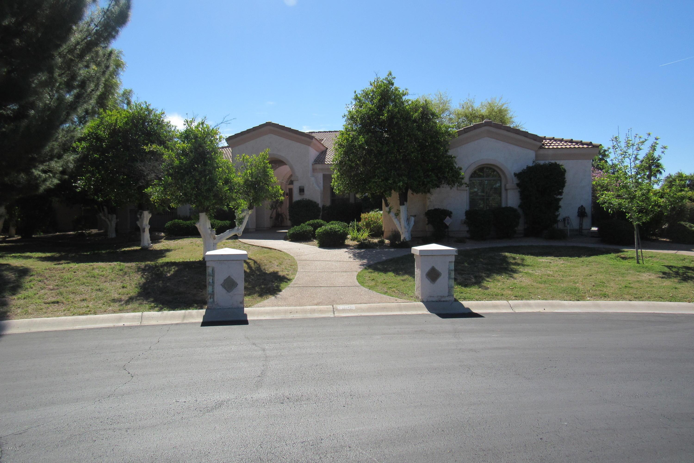 Photo of 3553 E JAEGER Circle, Mesa, AZ 85213