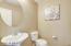 powder bath on main floor