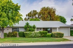 Gemini Twin (duplex) located close to shopping and services and not far from the recreation center.