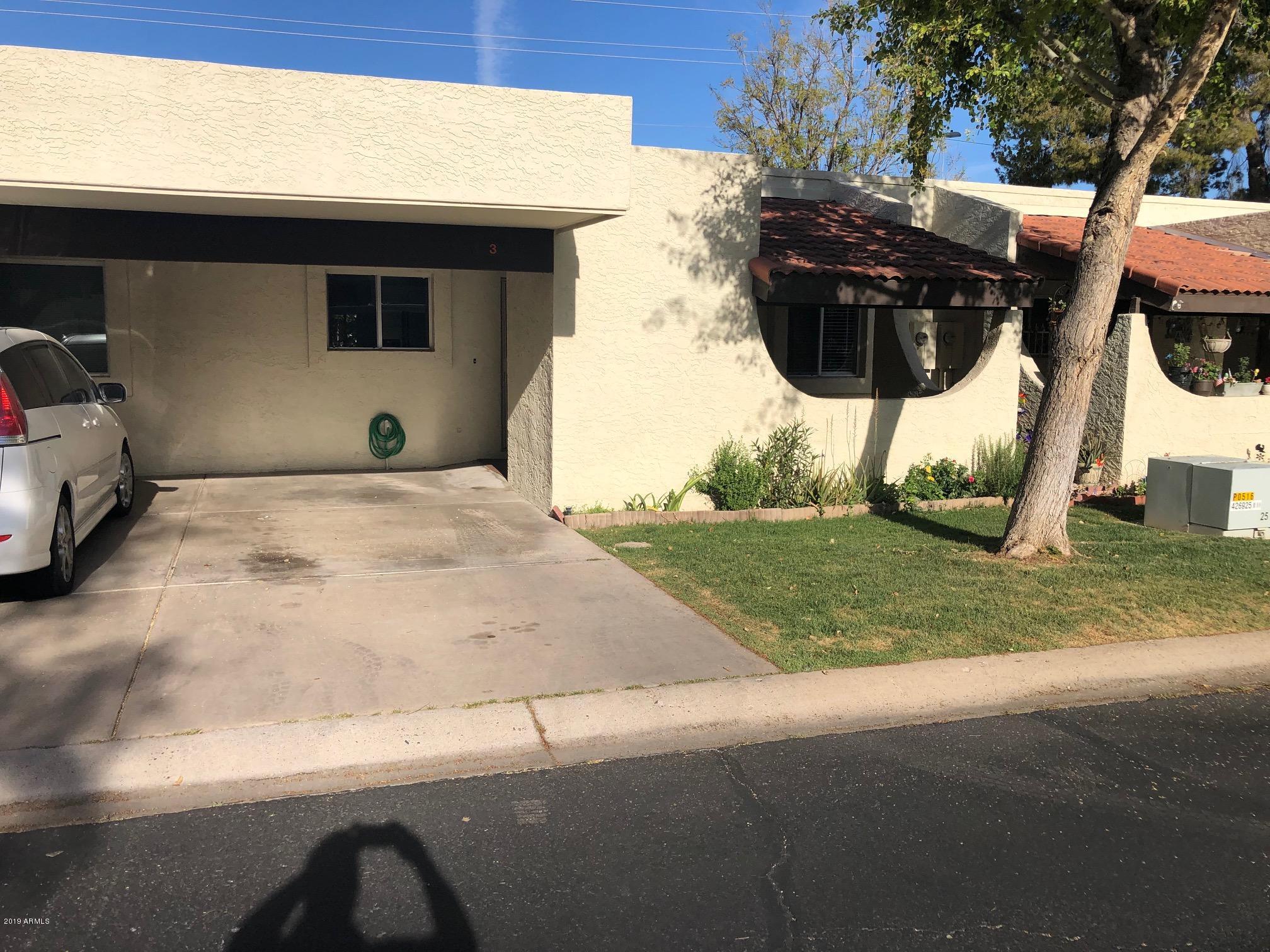 Photo of 131 N HIGLEY Road #3, Mesa, AZ 85205