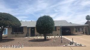 11001 N 110TH Drive, Sun City, AZ 85351