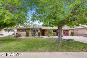 Late 50's ranch home in magical Broadmor neighborhood