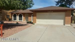 5404 W POINSETTIA Drive, Glendale, AZ 85304
